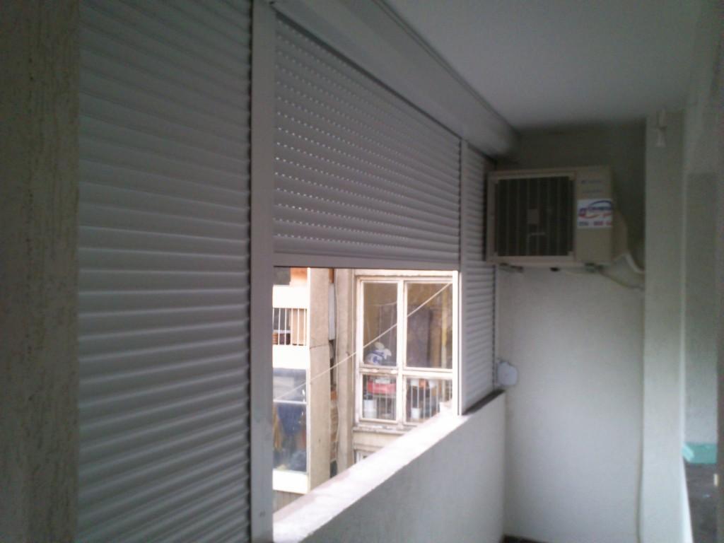 Външни щори за балкон